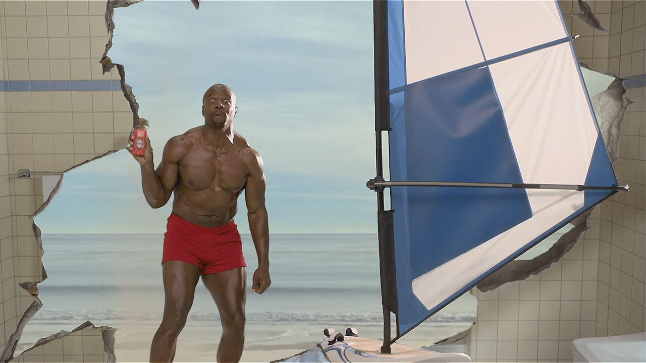 Film reklamowy Windsurfing