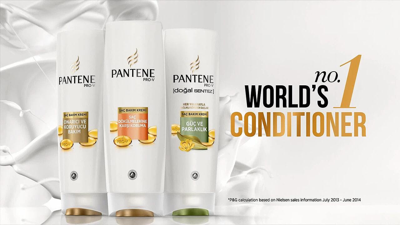 film reklamowy Pantene AHF