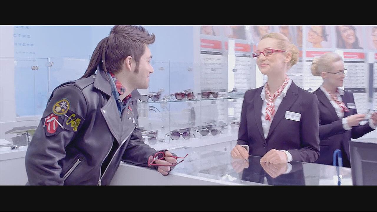 film reklamowy Vision Express